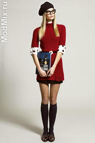 Модный образ из коллекции Love Moschino