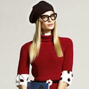 "Стиль ""Студентка"" - модный образ от Love Moschino"