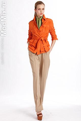 Жакет и брюки из модной коллекции Ralph Lauren