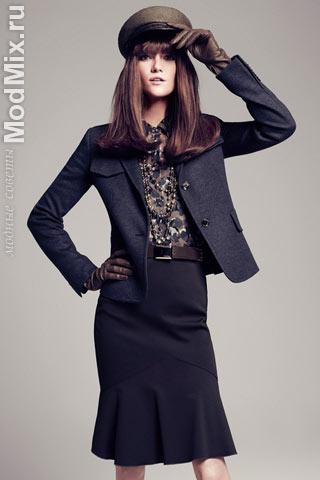 Модное кепи из коллекции MaxMara