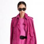 Розовое в сочетании с черным из модной коллекции Ralph Lauren
