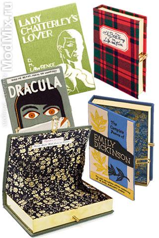 Модные сумки-клатчи из коллекции Olympia Le-Tan