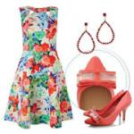 Цветочный принт - это модно!